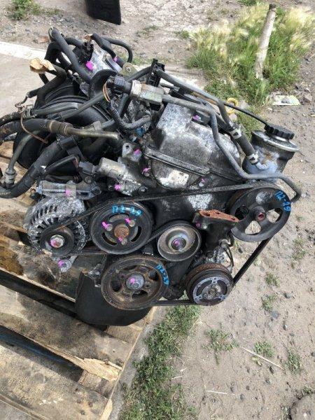 Двигатель Toyota Yaris SCP10 1SZ 2004