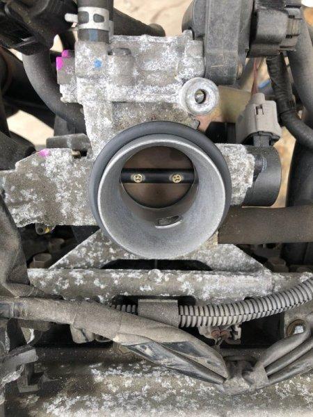 Дроссельная заслонка Toyota Yaris SCP10 1SZ
