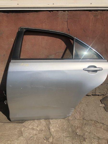 Дверь Toyota Camry ACV40 2AZ 2006 задняя левая