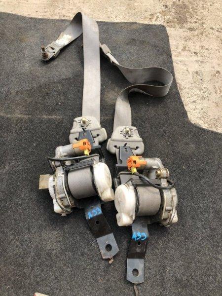 Ремень безопасности Nissan Cefiro A33 VQ20DE передний