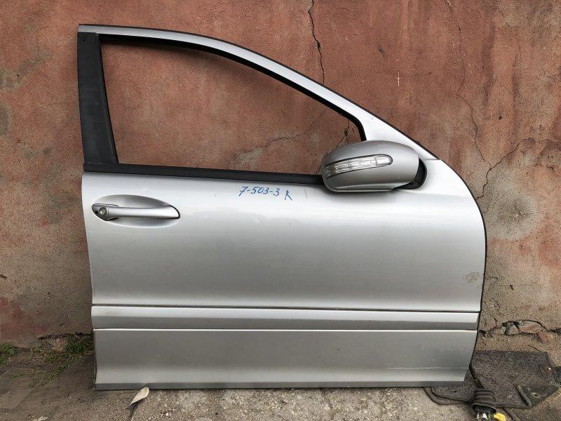 Дверь Mercedes C-Class W203 M271.946 2006 передняя правая