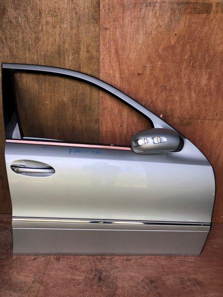 Дверь Mercedes E-Class W211 M112.913 2003 передняя правая