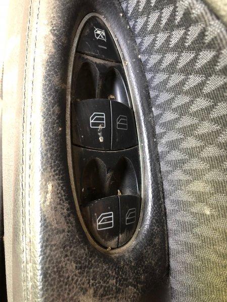 Блок упр. стеклоподьемниками Mercedes E-Class W211 M112.913 2003