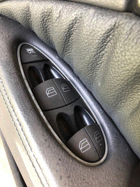 Блок упр. стеклоподьемниками Mercedes E-Class W211 M112.949 2004