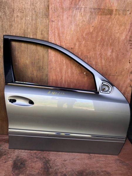 Дверь Mercedes E-Class W211 M112.913 2004 передняя правая