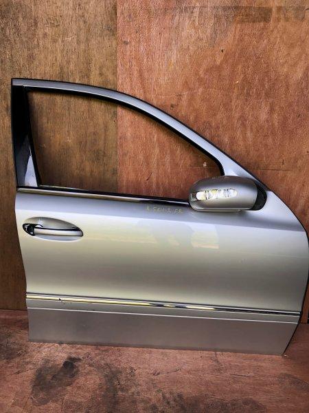 Дверь Mercedes E-Class W211 M113.967 2002 передняя правая