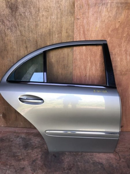 Дверь Mercedes E-Class W211 M112.913 2004 задняя правая