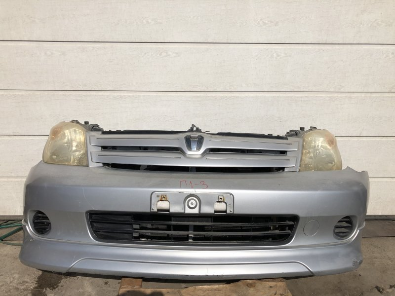 Nose cut Toyota Ist NCP60 2003