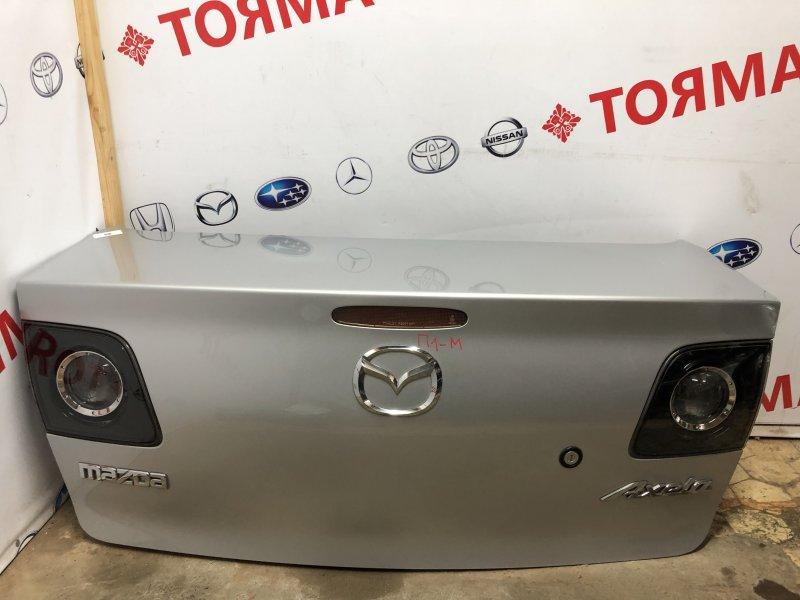 Крышка багажника Mazda Axela BK 2009