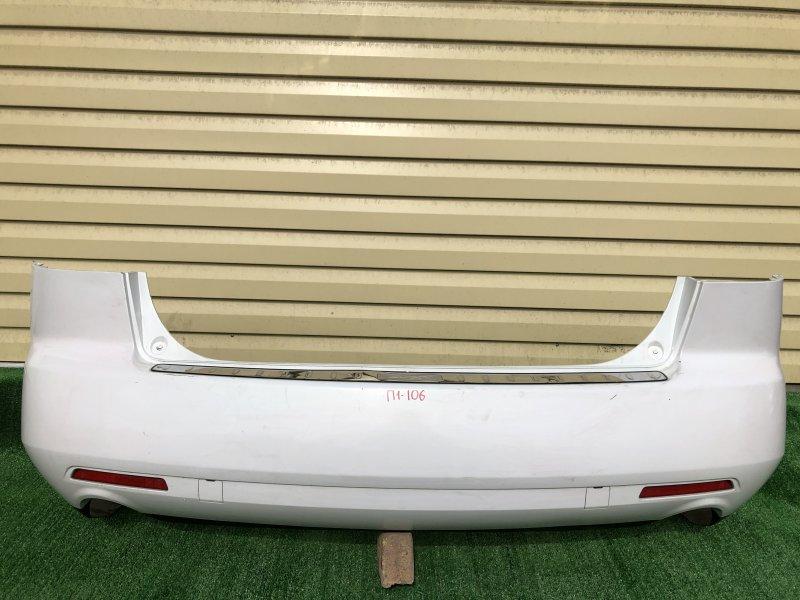 Бампер Mazda Cx-7 ER3P 2008 задний