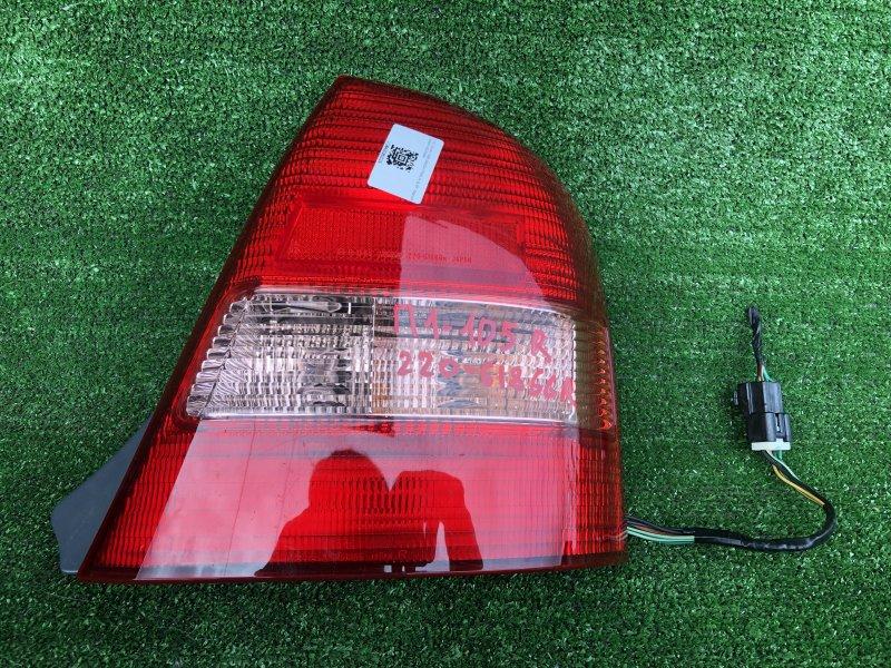 Фонарь Mazda Familia BJ ZL правый