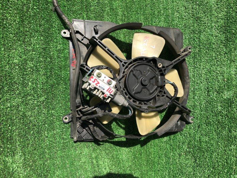 Диффузор радиатора Mitsubishi Diamante F36A 6A13