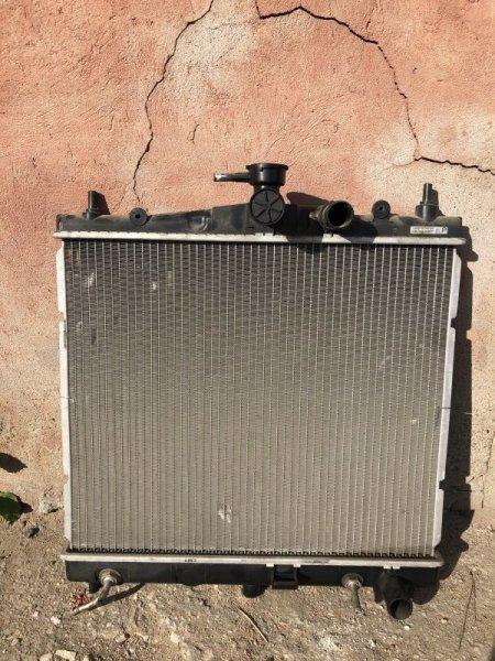 Радиатор основной Nissan Note E11 HR15DE