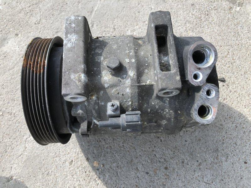 Компрессор кондиционера Nissan Cefiro A32 VQ20DE 02.1996