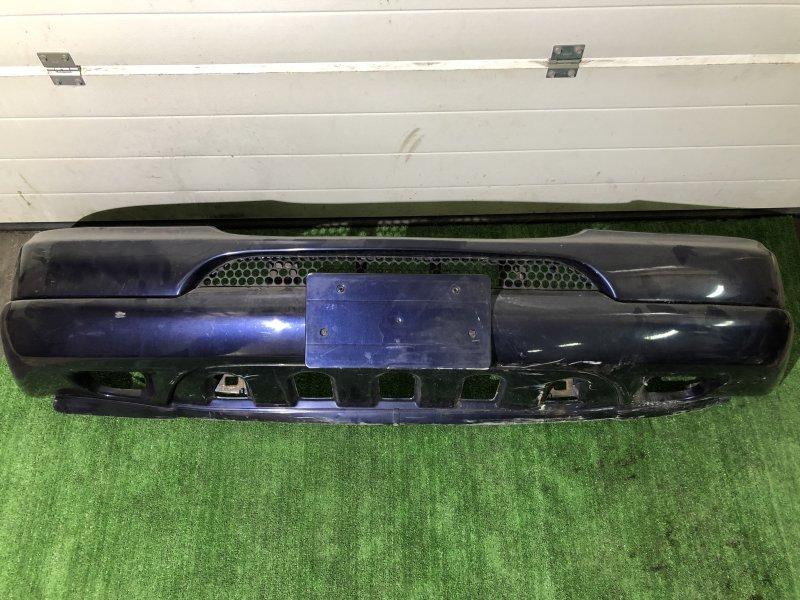 Бампер Mercedes Ml-Class W163 M112.942 17/05/1999 передний