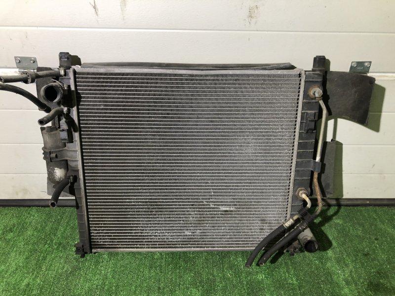 Радиатор основной Mercedes Ml-Class W163 M112.942 17/05/1999