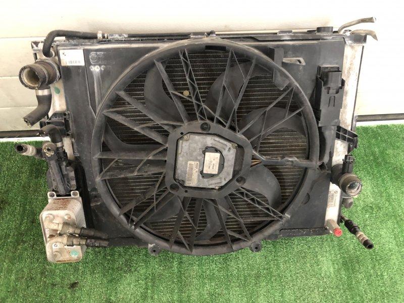 Кассета радиаторов Bmw 7-Series E65 N62B44 03/2004