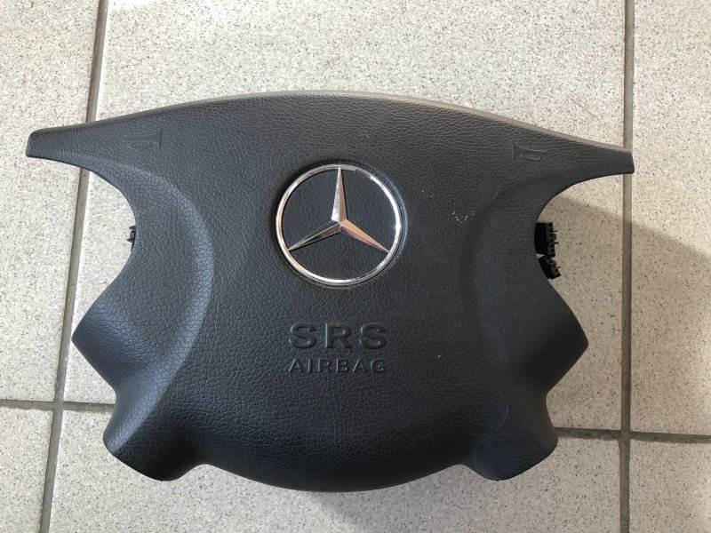 Airbag на руль Mercedes E-Class W211 M112.913 2002
