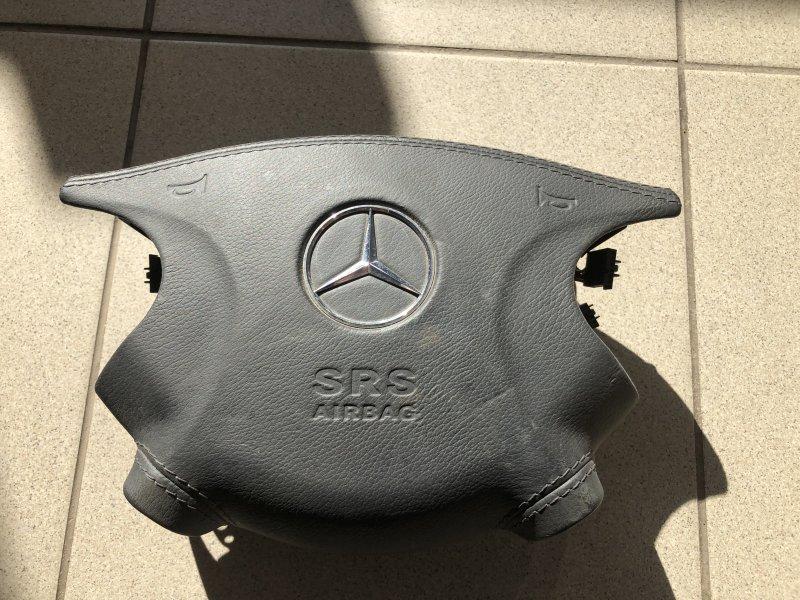 Airbag на руль Mercedes E-Class W211 M113.967 21/10/2003
