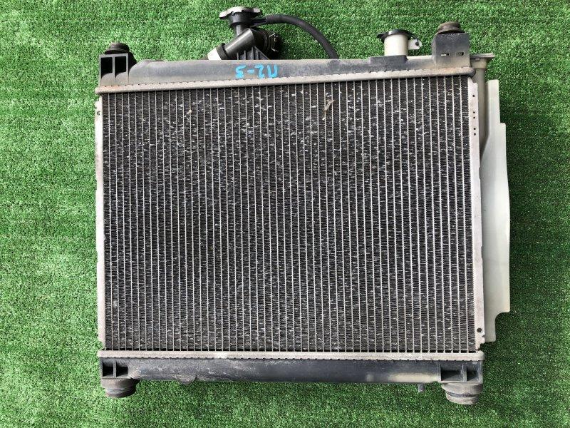 Радиатор основной Toyota Bb NCP10 1NZ