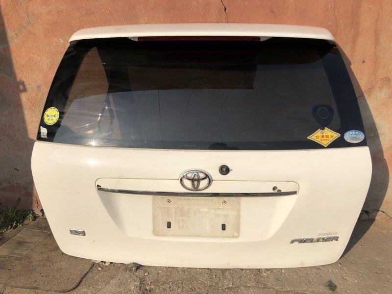 Дверь 5-я Toyota Corolla Fielder CE121 2003