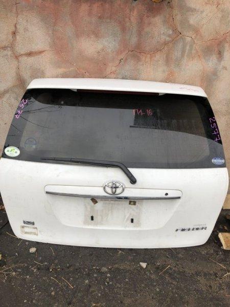 Дверь 5-я Toyota Corolla Fielder CE121 2004