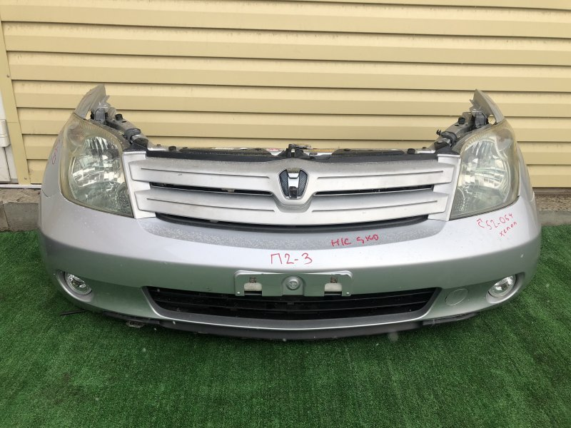 Nose cut Toyota Ist NCP60