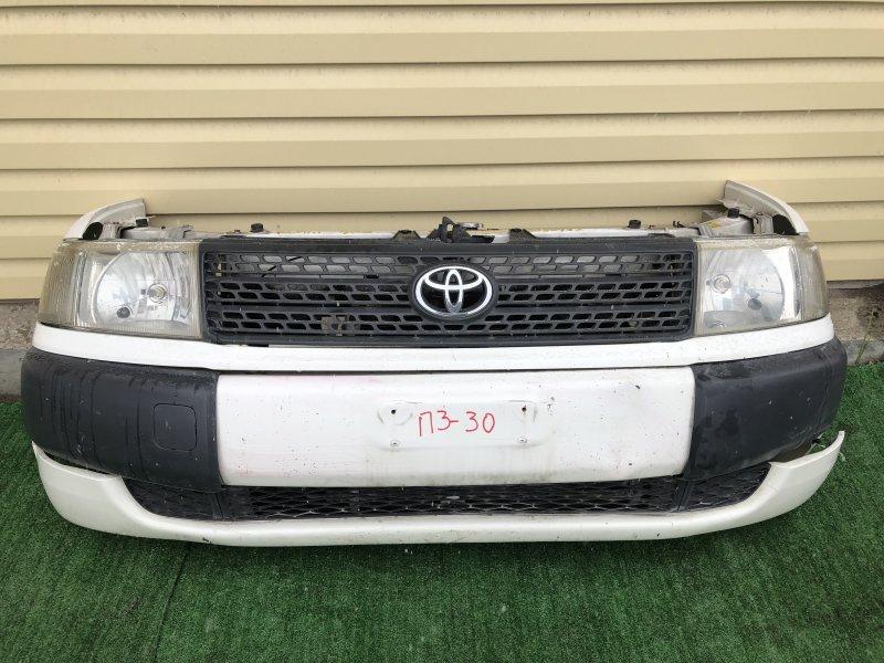 Nose cut Toyota Probox NCP51