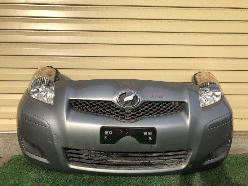Nose cut Toyota Vitz KSP90 1KR
