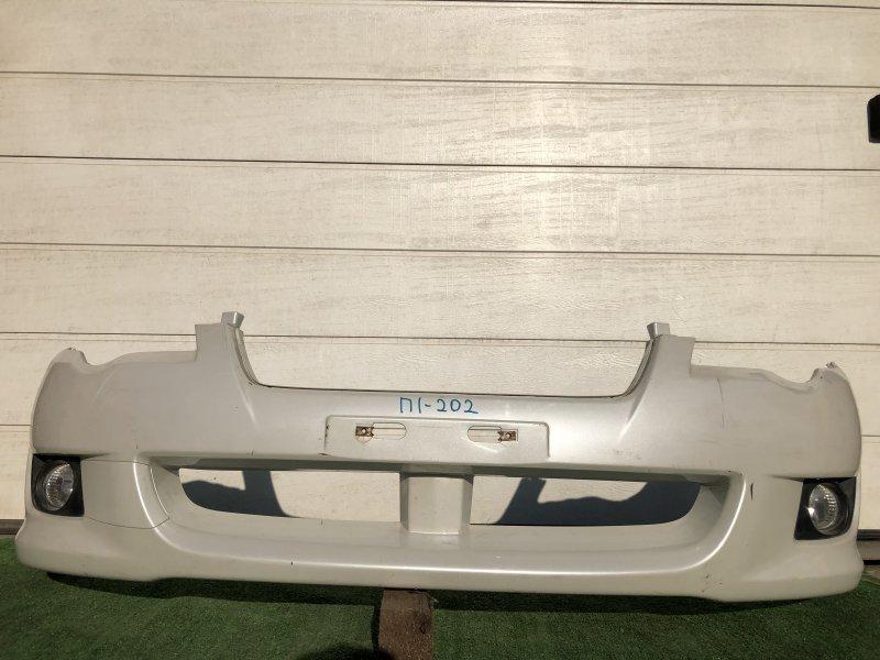 Бампер Subaru Legacy BL5 2006 передний