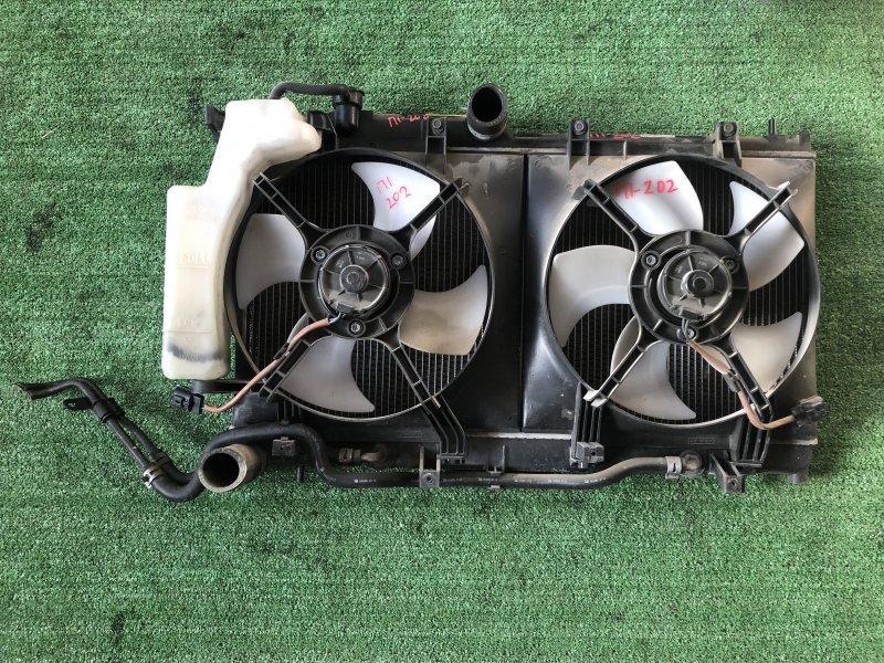 Радиатор основной Subaru Legacy BL5 EJ203 2006