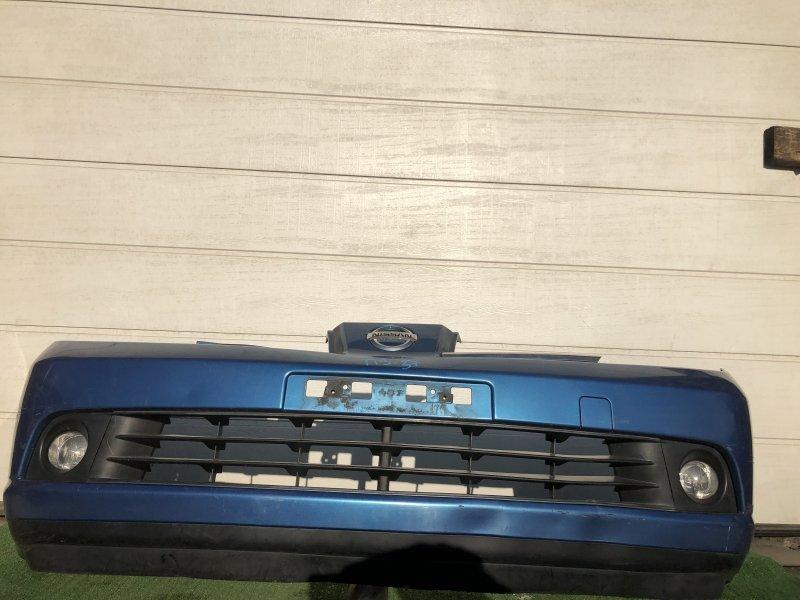Бампер Nissan Tiida C11 передний