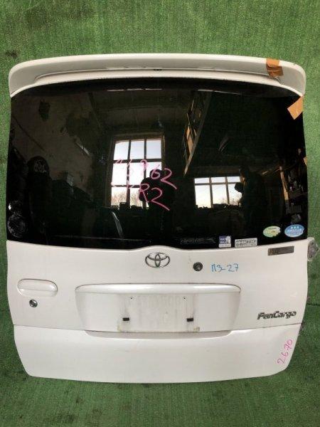 Дверь 5-я Toyota Funcargo NCP20 2003