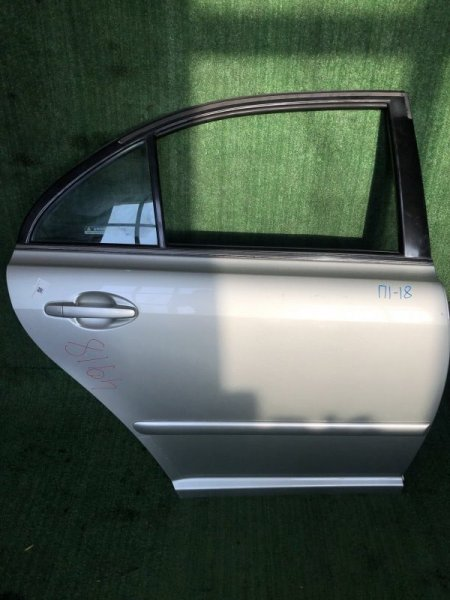 Дверь Toyota Avensis AZT251 1AZ 2007 задняя правая