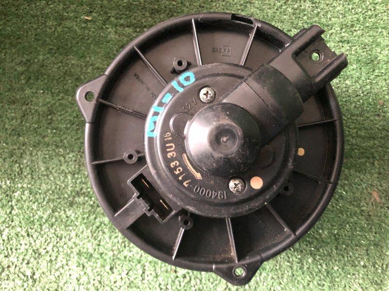 Мотор печки Toyota Nadia ACN10 1999.03