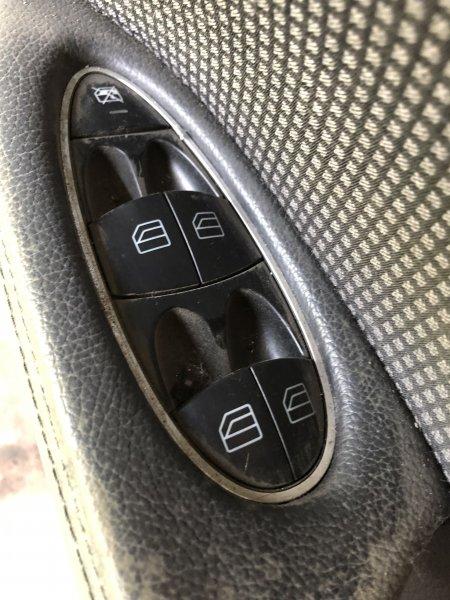 Блок упр. стеклоподьемниками Mercedes E-Class W211 M112.949 21/06/2002