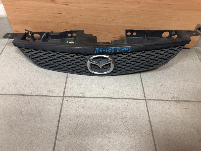 Решетка радиатора Mazda Familia BJ3P ZL