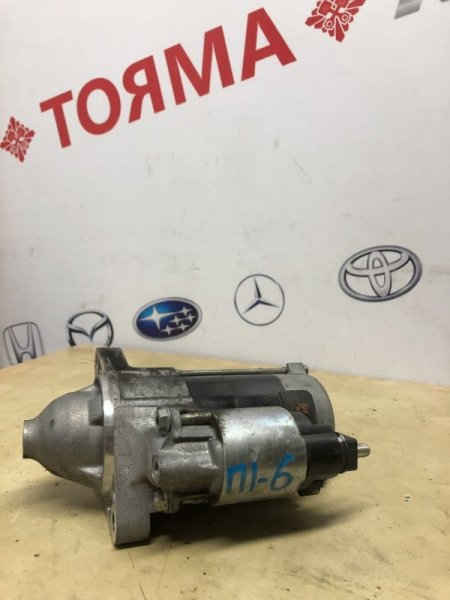 Стартер Toyota Allex NCP10 1NZ