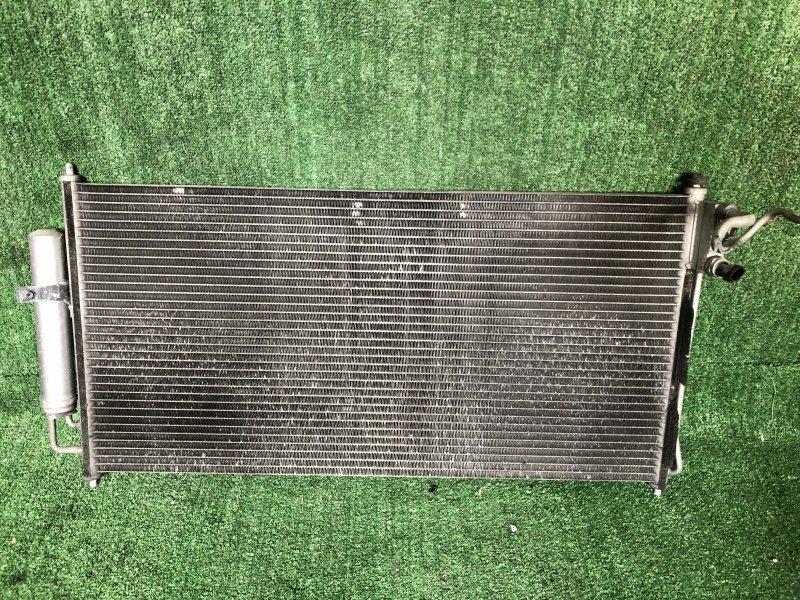 Радиатор кондиционера Nissan Presage PNU31 QR25DE