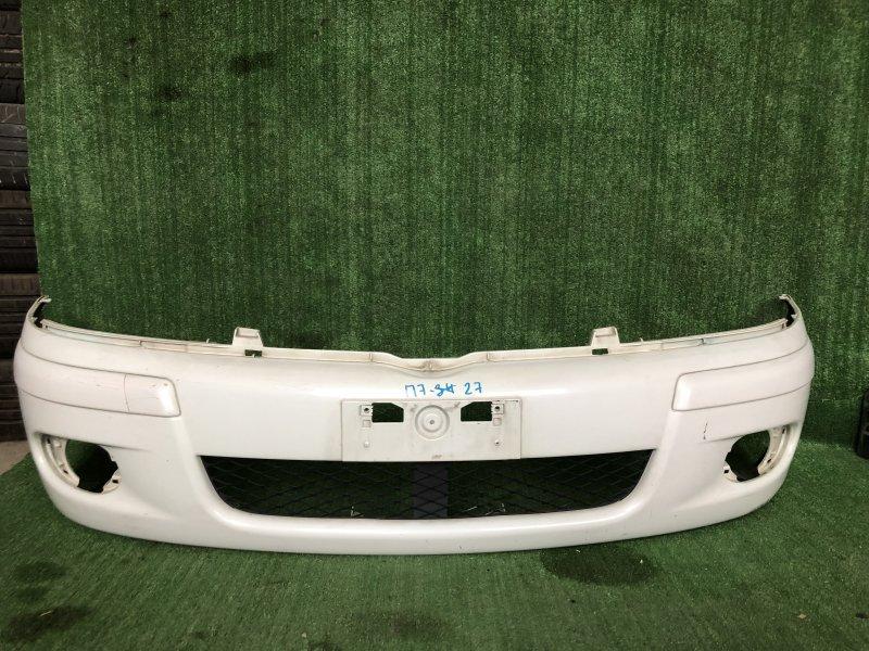 Бампер Toyota Funcargo NCP20 2002 передний