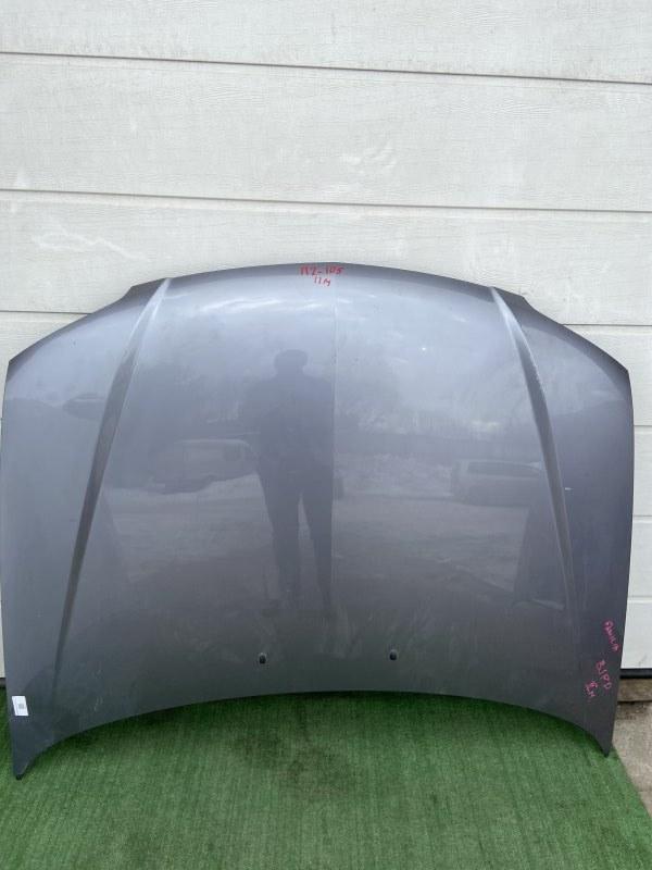 Капот Mazda Familia BJ