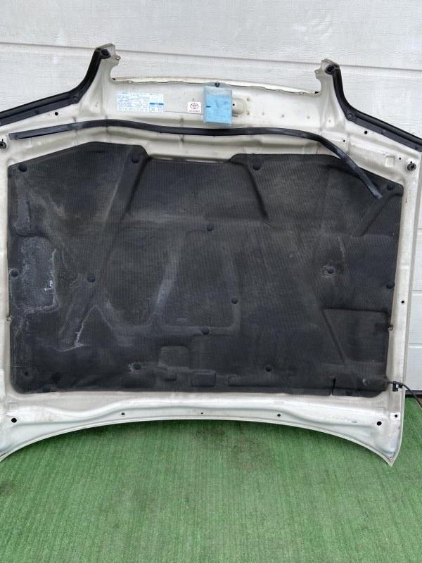 Обшивка капота Toyota Chaser GX100