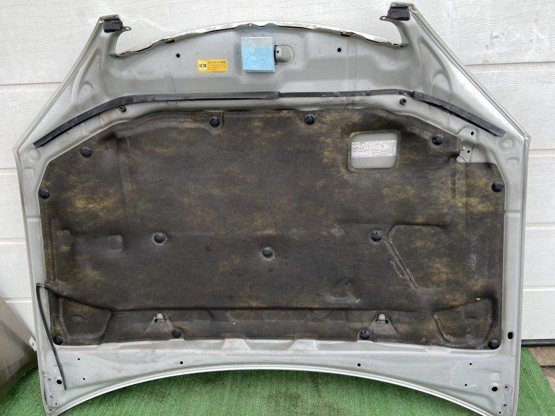Обшивка капота Toyota Camry ACV30
