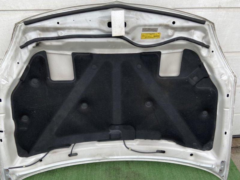 Обшивка капота Mitsubishi Lancer CS1A