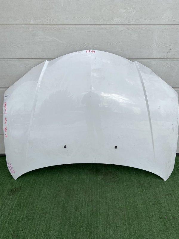 Капот Mazda Axela BK