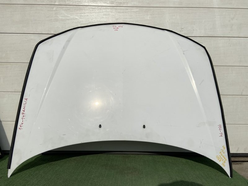Капот Mazda Familia BJ3P