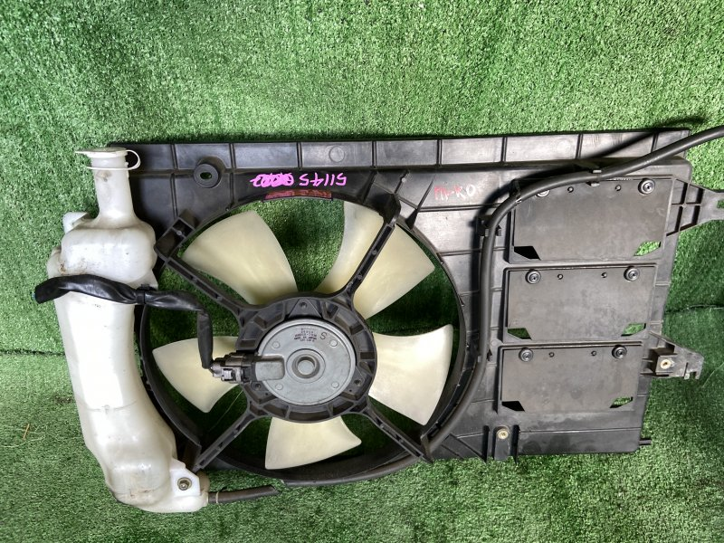 Диффузор радиатора Mitsubishi Colt Z25A 4G19