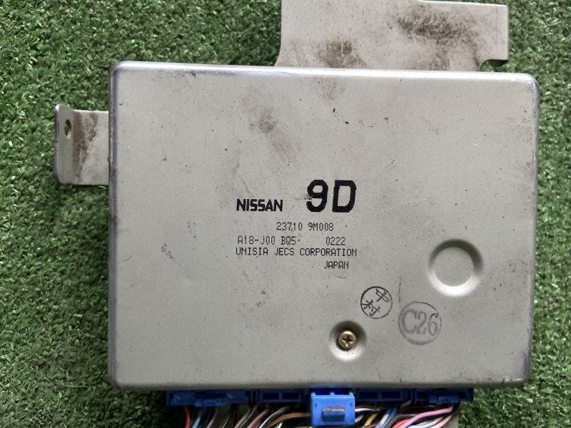Блок управления efi Nissan Sentra B14 GA15