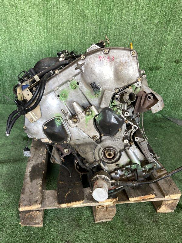 Двигатель Nissan Cefiro A33 VQ20-DE 11.2002
