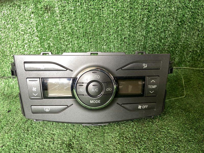Климат-контроль Toyota Corolla Axio NZE141 1NZ 2006
